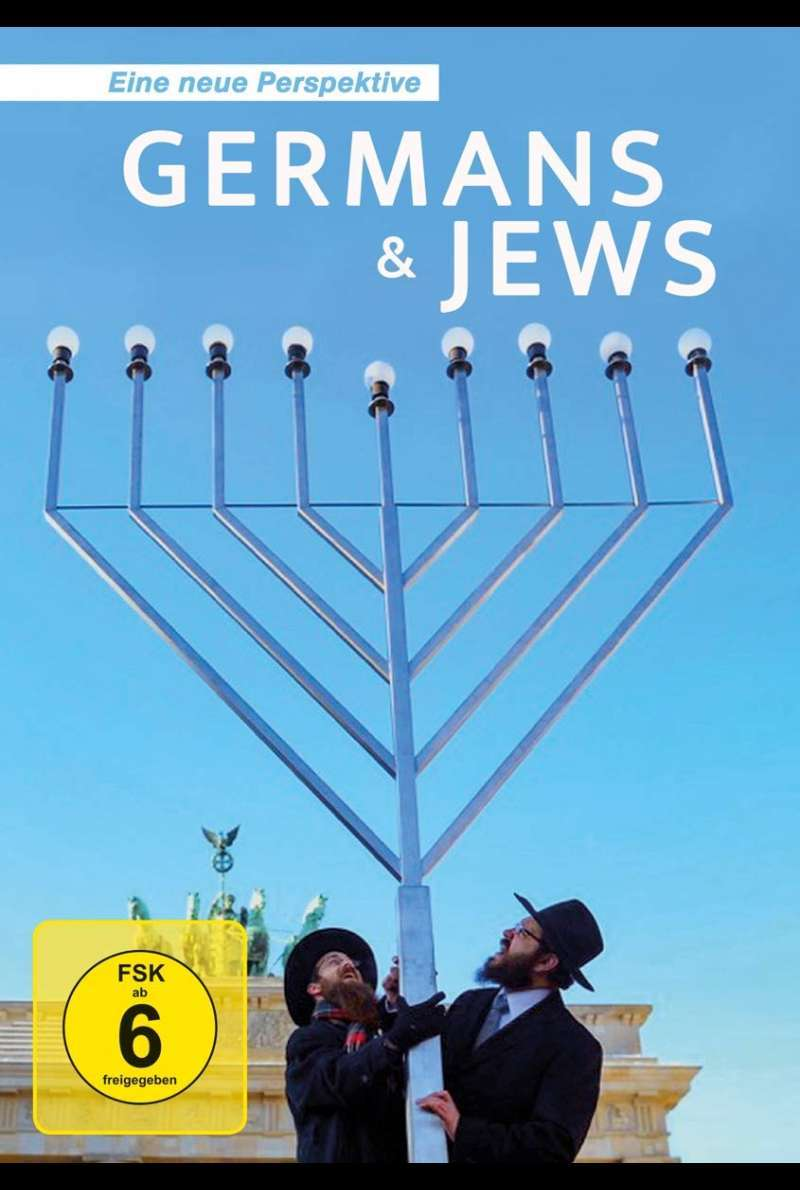 Germans & Jews - DVD-Cover