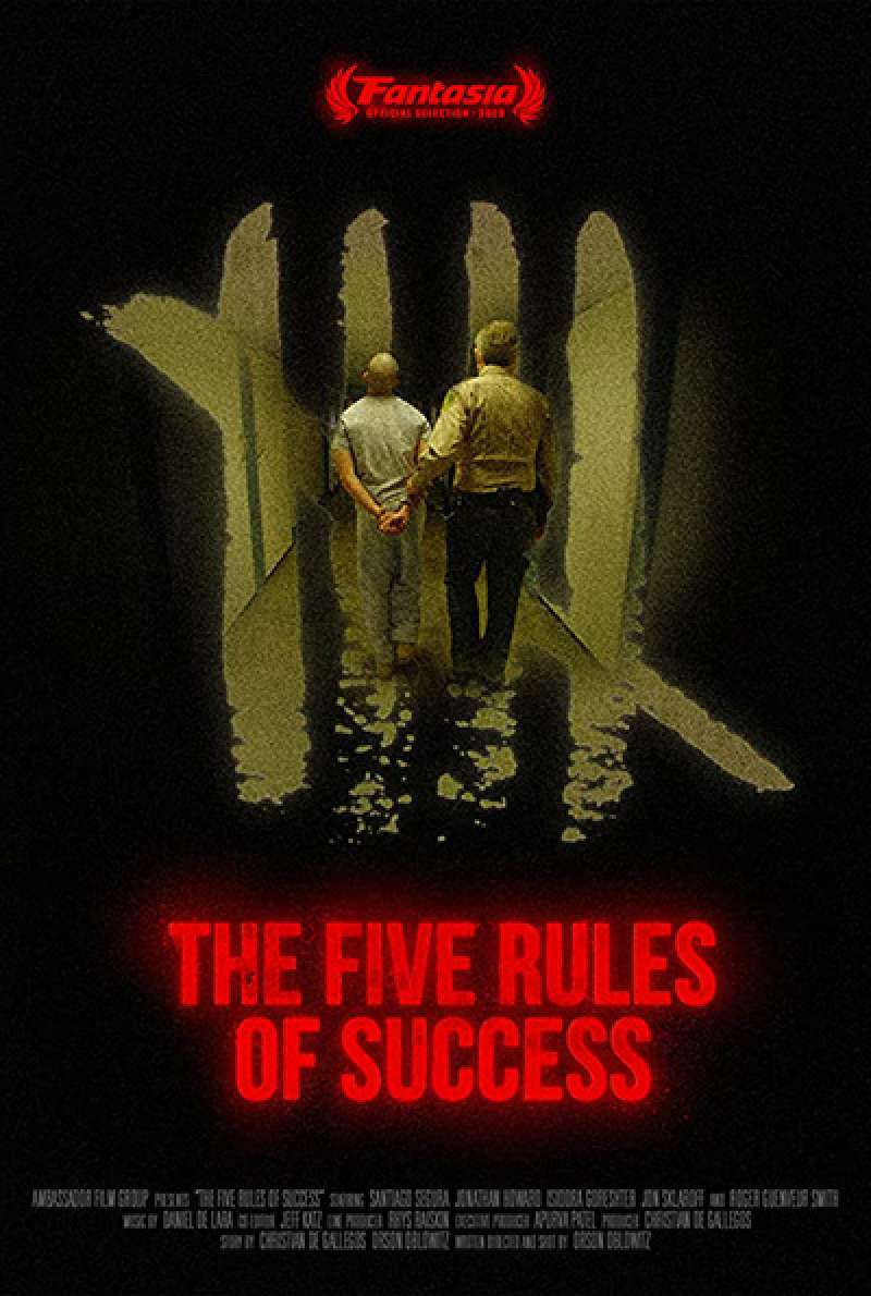 Filmstill zu The Five Rules of Success (2020) von Orson Oblowitz