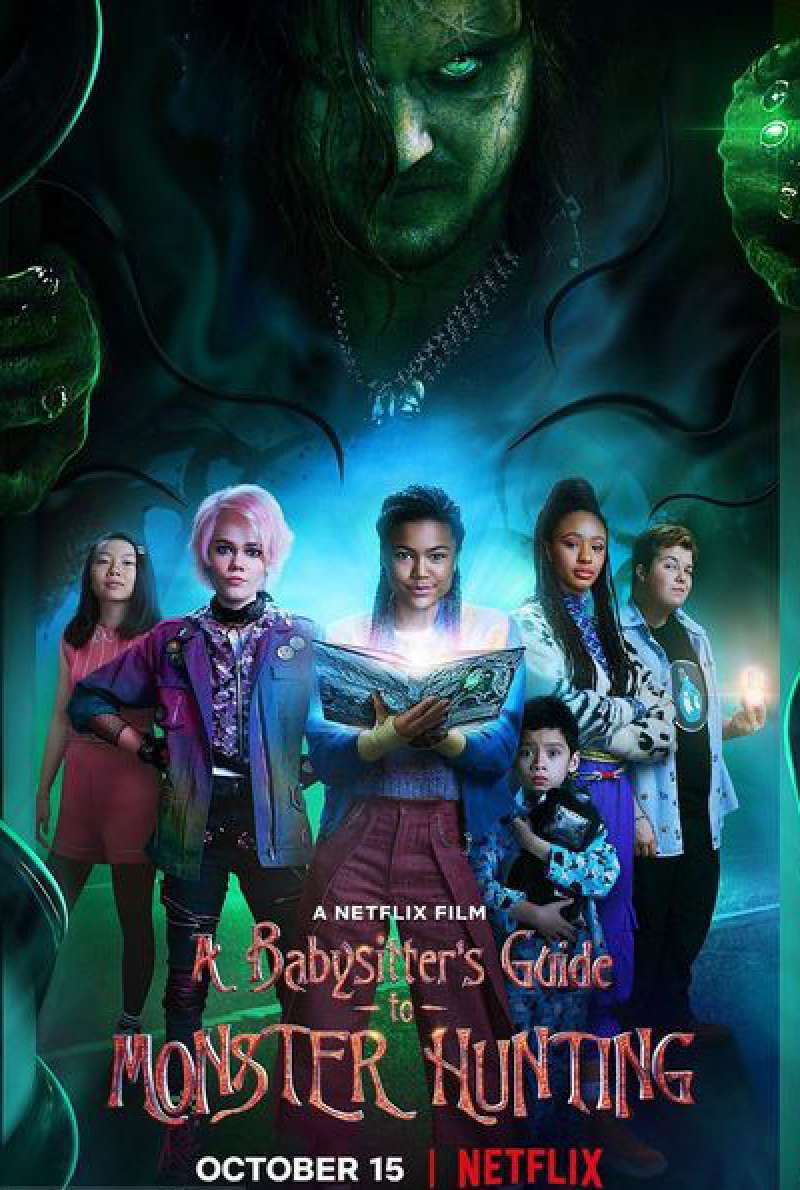 Filmstill zu A Babysitter's Guide to Monster Hunting (2020) von Rachel Talalay