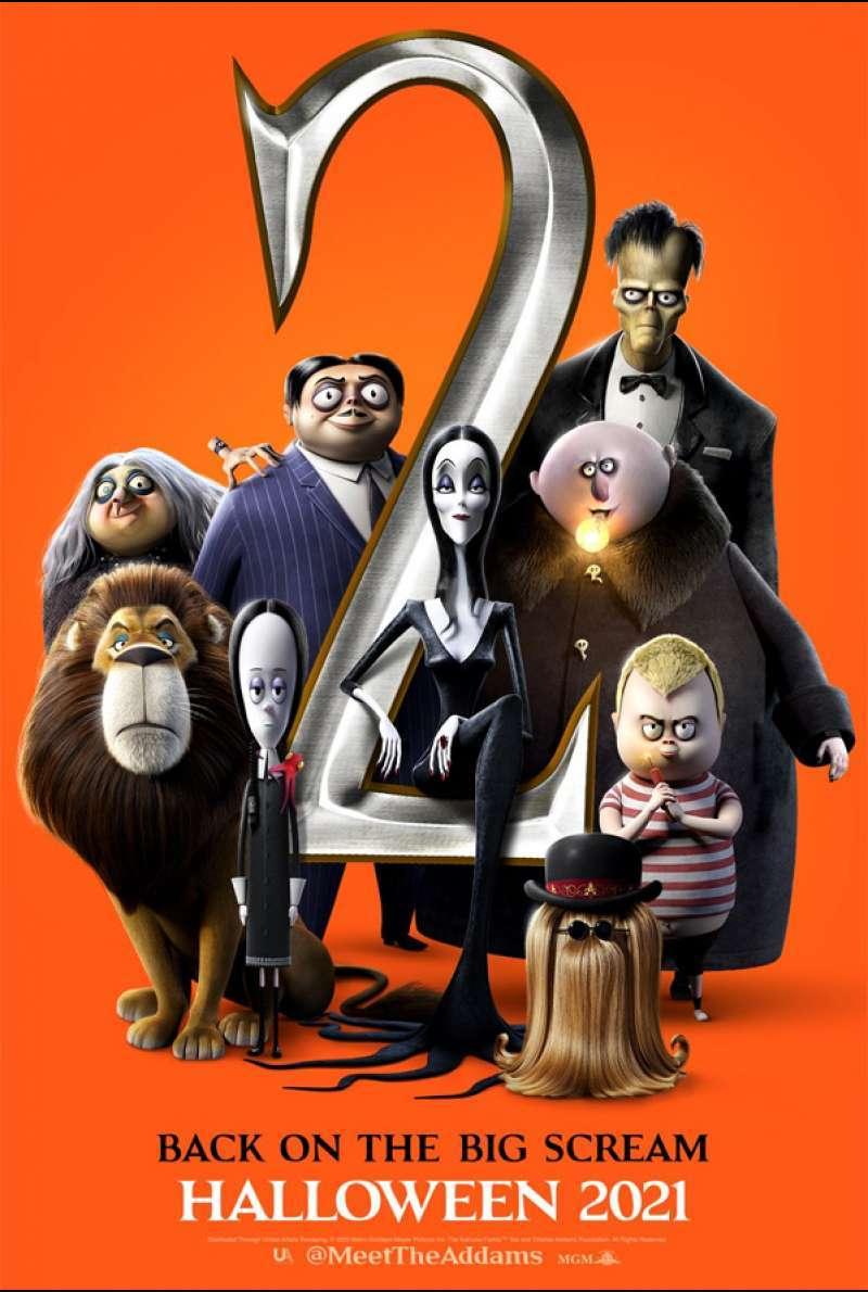 Die Addams Family 2021