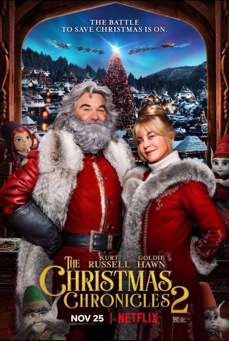 The Christmas Chronicles 2 (2020)   Film, Trailer, Kritik