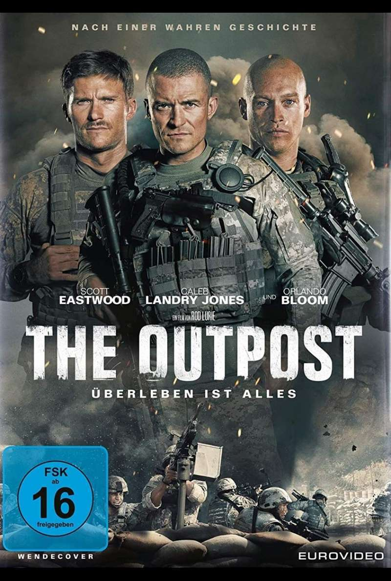 The Outpost - DVD-Cover