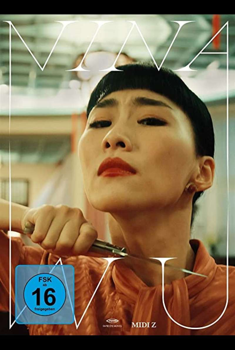 Nina Wu DVD-Cover