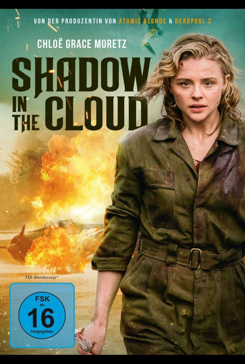 Filmstill zu Shadow in the Cloud (2020) von Roseanne Liang