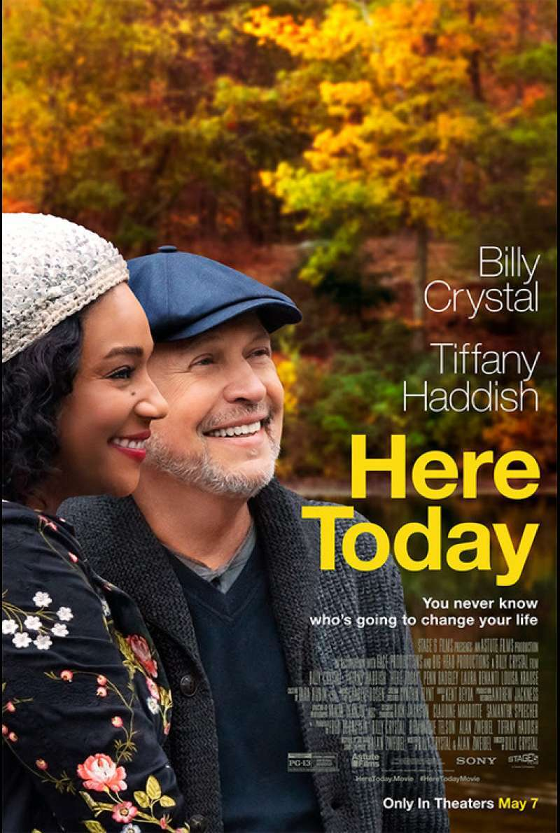 Filmstill zu Here Today (2021) von Billy Crystal