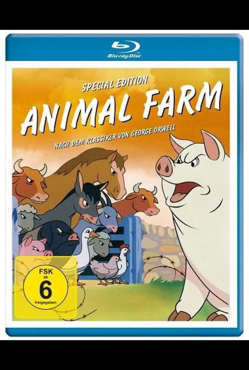 Animal Farm - Special Edition - Blu-ray-Cover