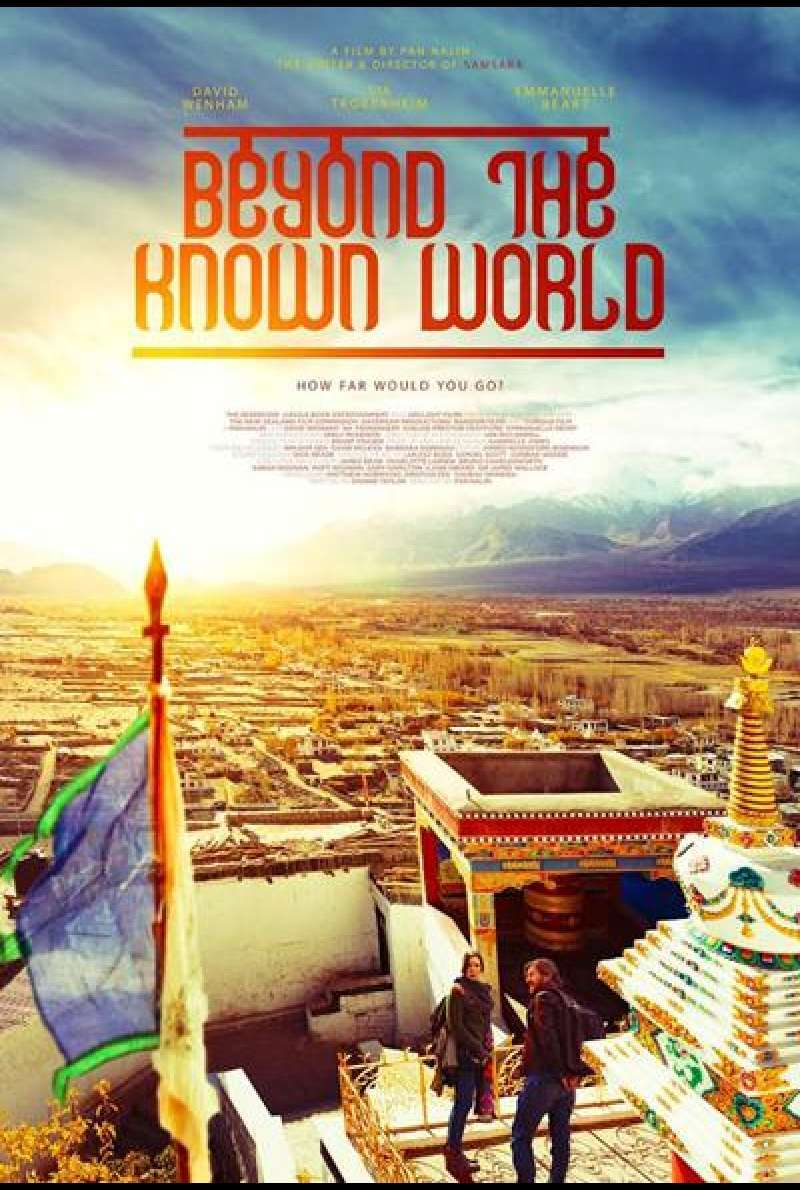 Beyond the Known World von Pan Nalin - Filmplakat