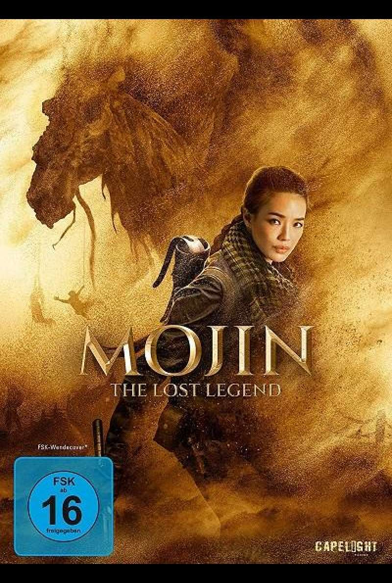 Mojin - The Lost Legend - DVD-Cover