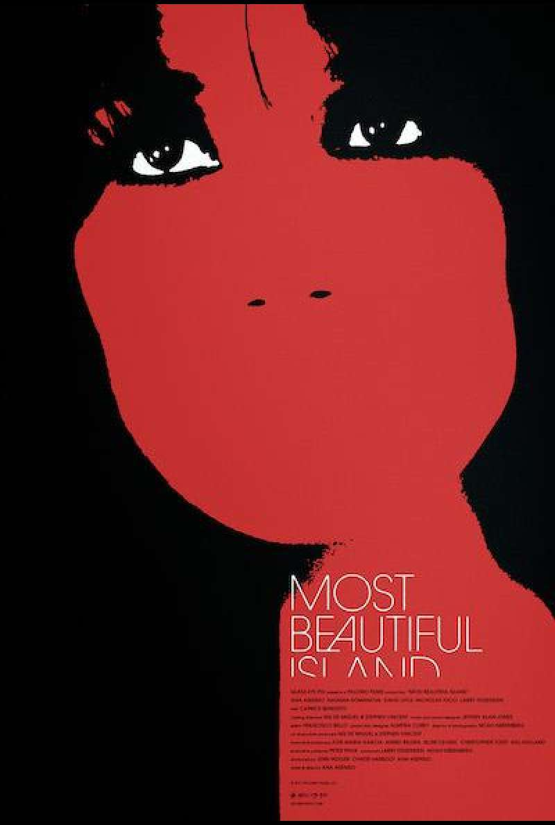 Most Beautiful Island - Filmplakat