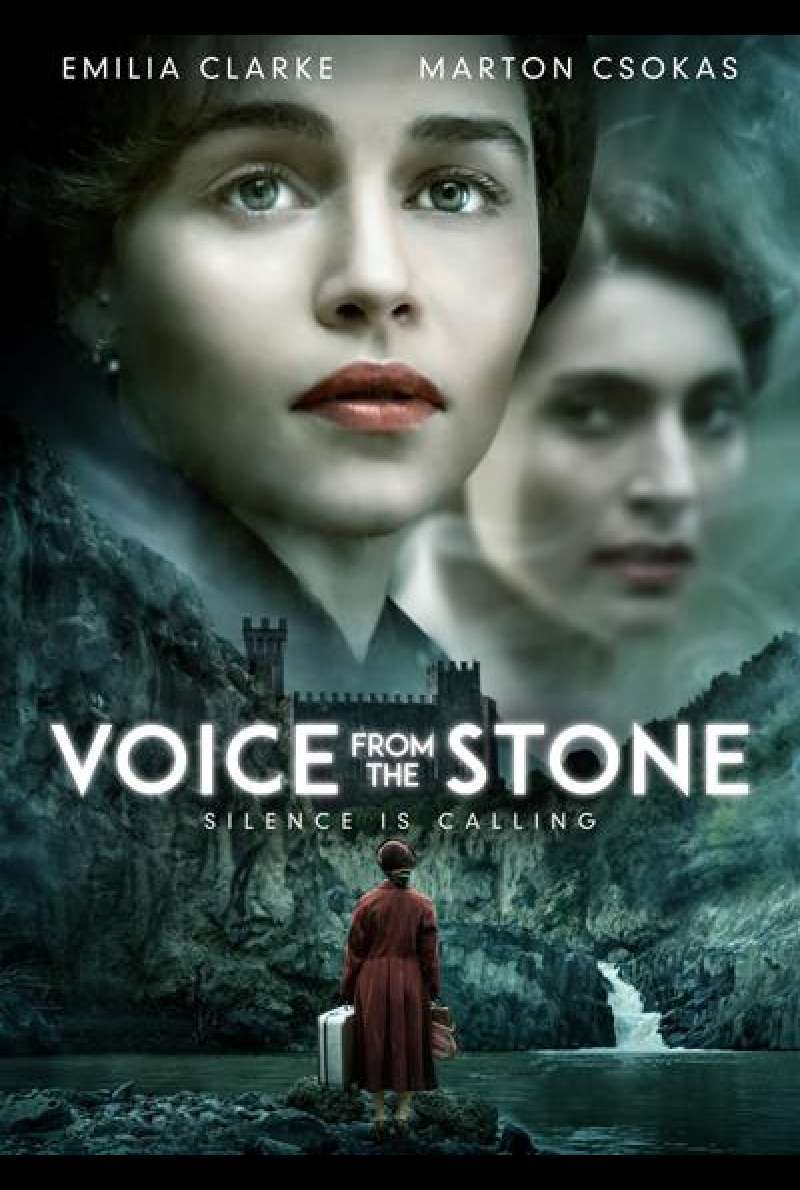 Voice from the Stone von Eric D. Howell - Filmplakat
