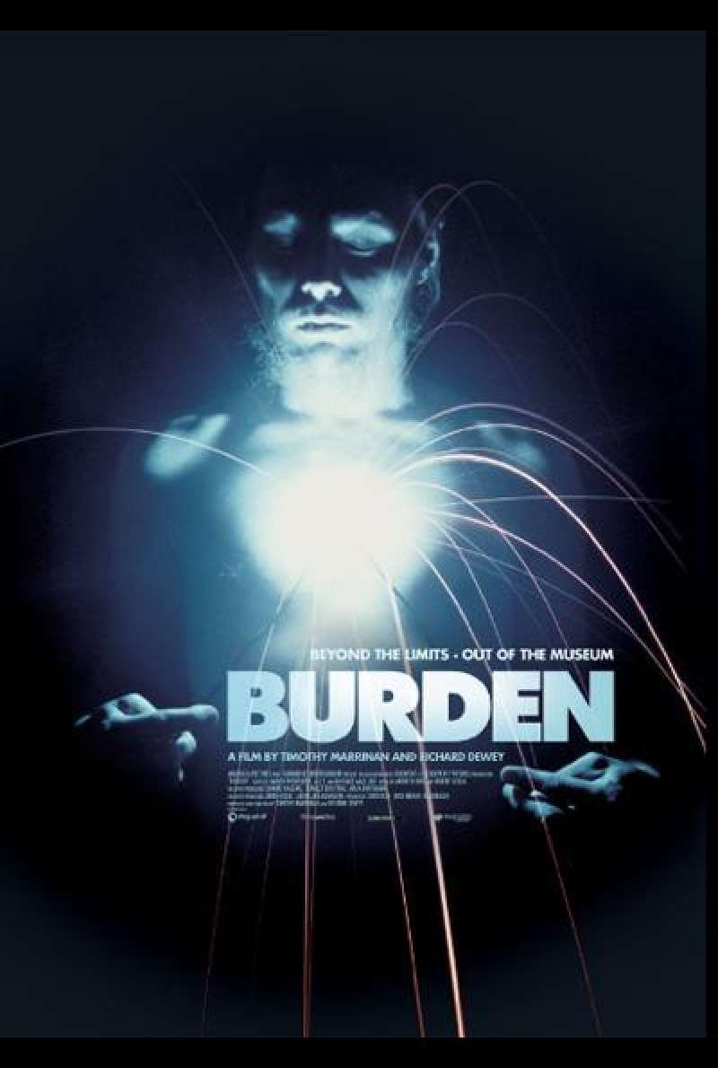 Burden von Timothy Marrinan and Richard Dewey - Filmplakat