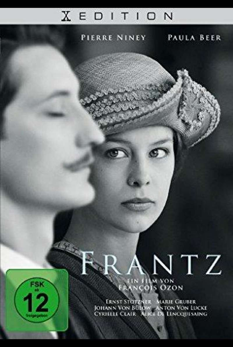 Frantz - DVD-Cover