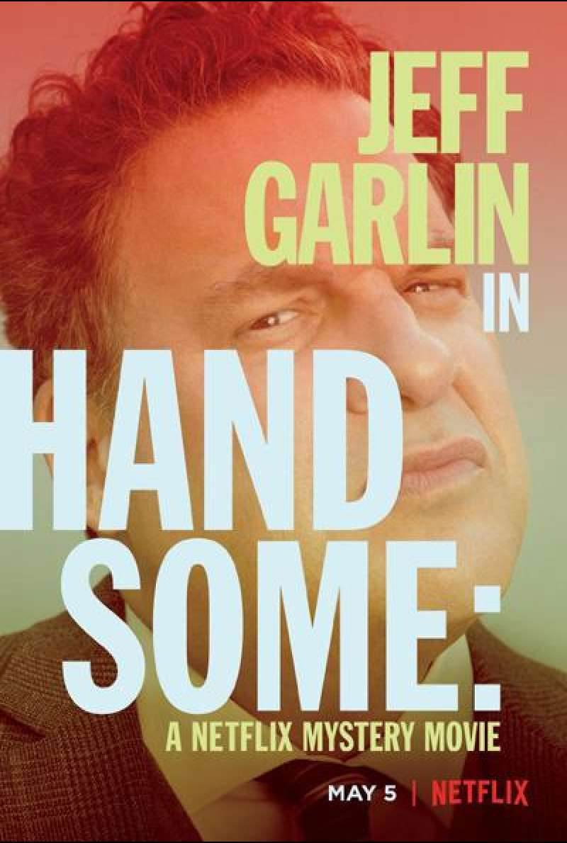 Handsome von Jeff Garlin - Filmplakat