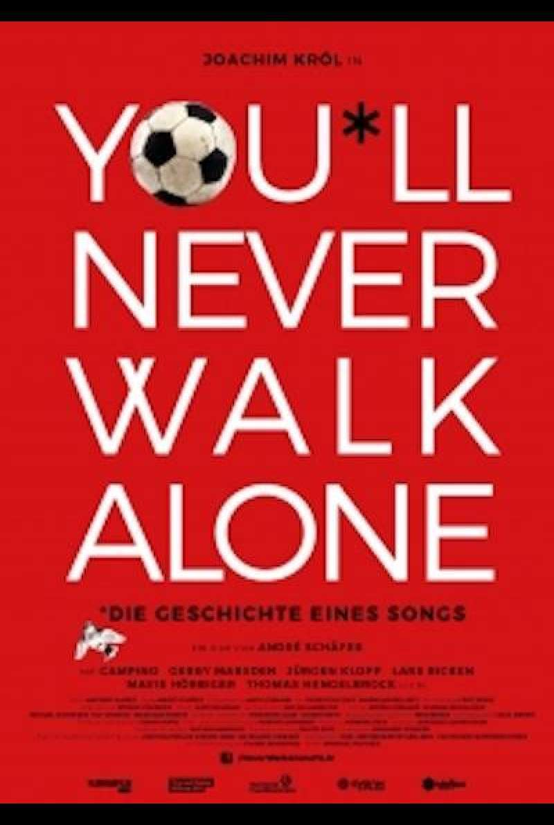You'll Never Walk Alone - Filmplakat