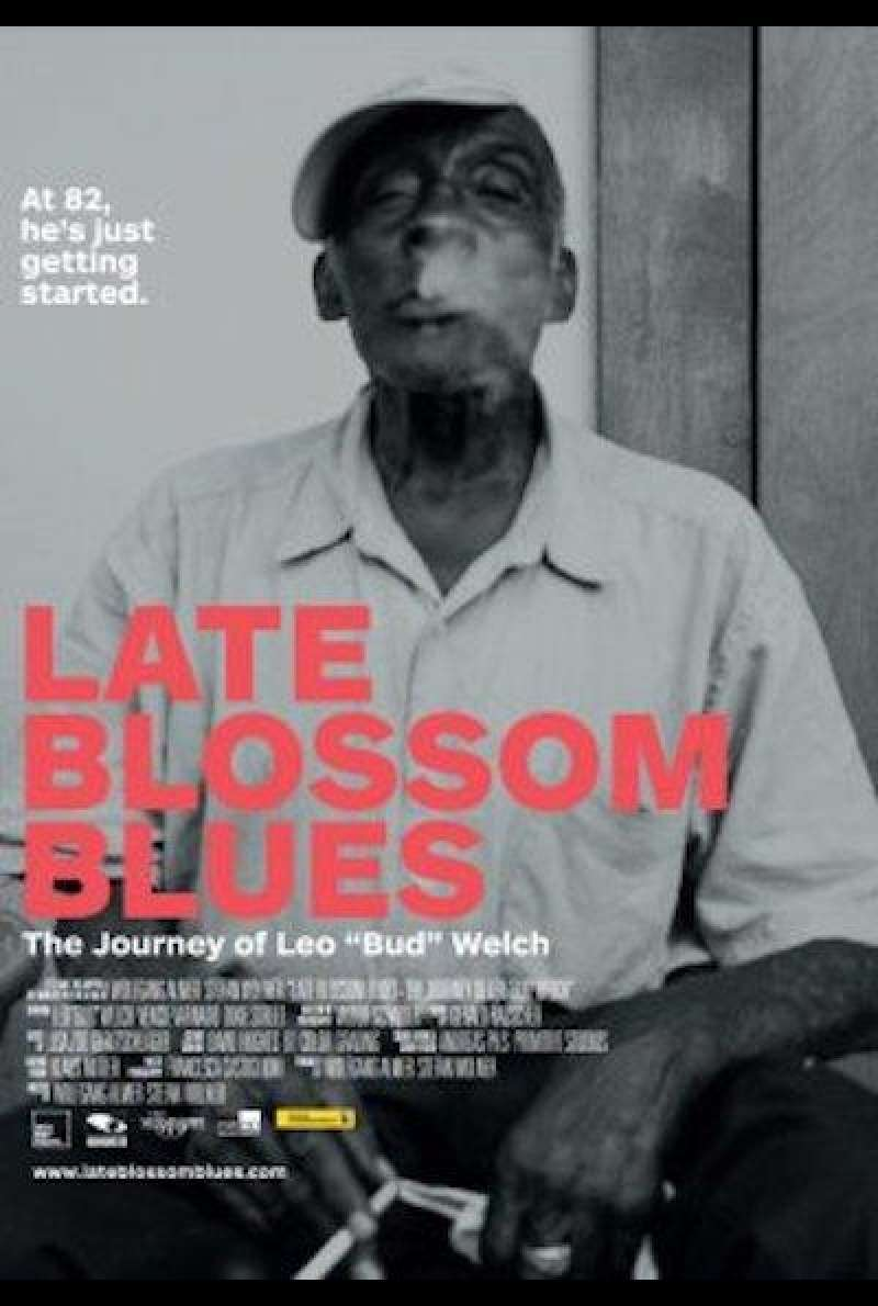 Late Blossom Blues - Filmplakat