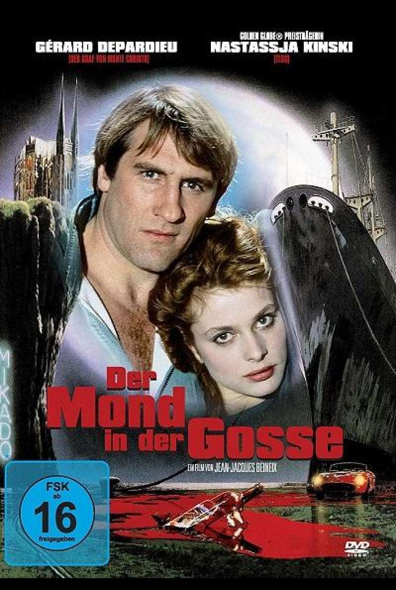 Der Mond in der Gosse - DVD-Cover