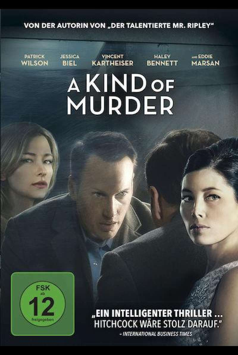 A Kind of Murder von Andy Goddard - DVD-Cover