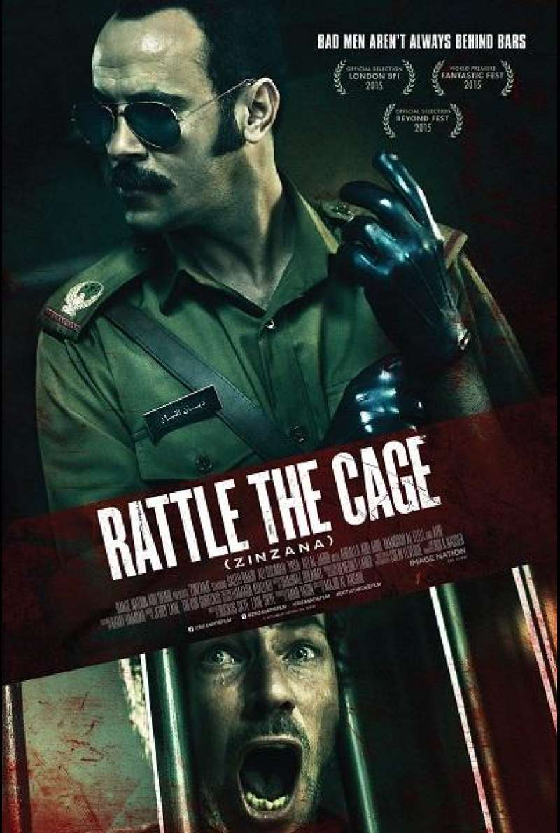 Rattle the Cage - Filmplakat (INT)