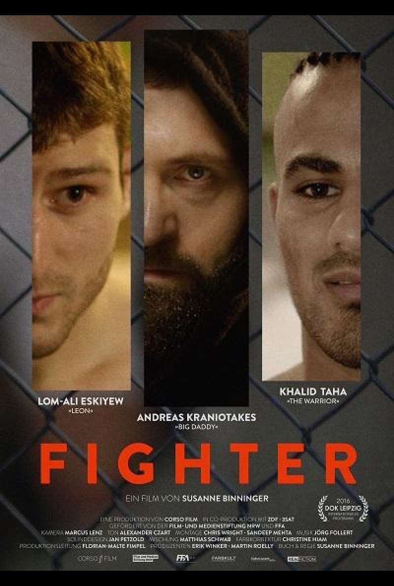 Fighter - Filmplakat