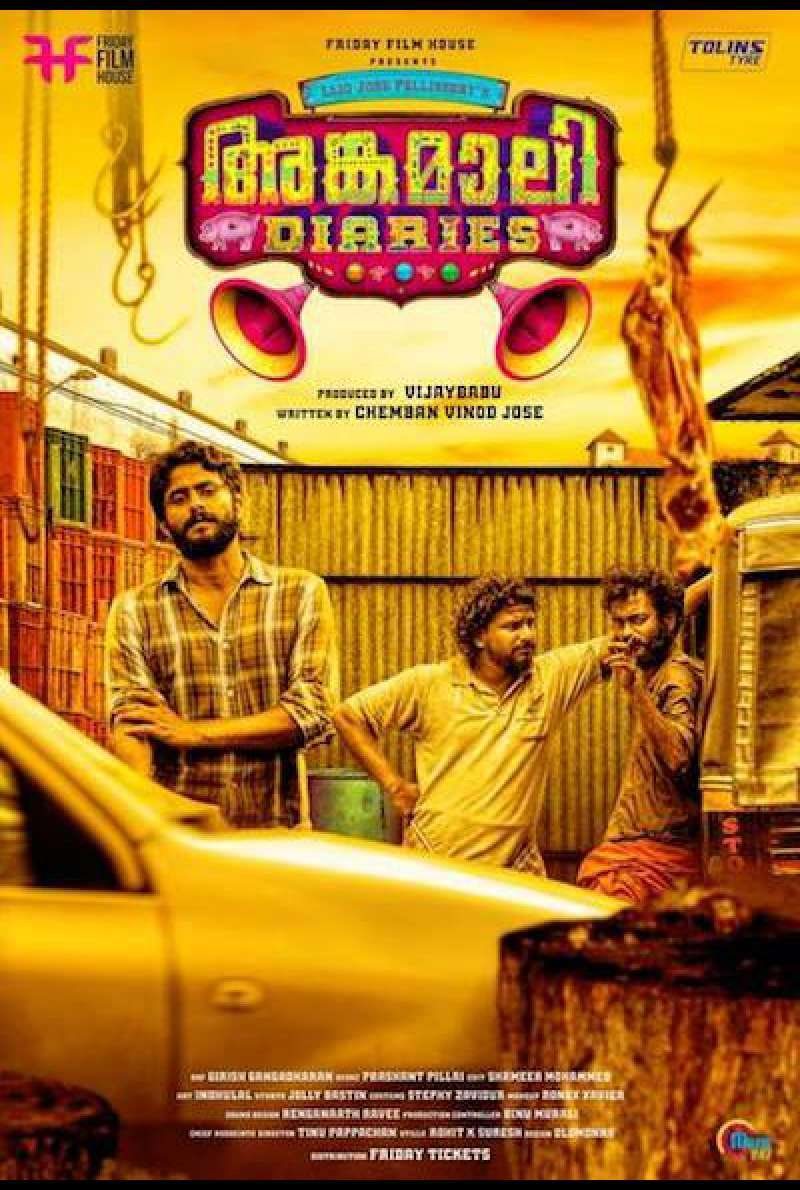 Angamaly Diaries - Filmplakat