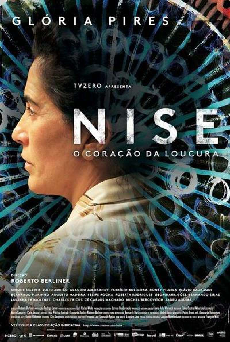 Nise: The Heart of Madness von Roberto Berliner - Filmplakat