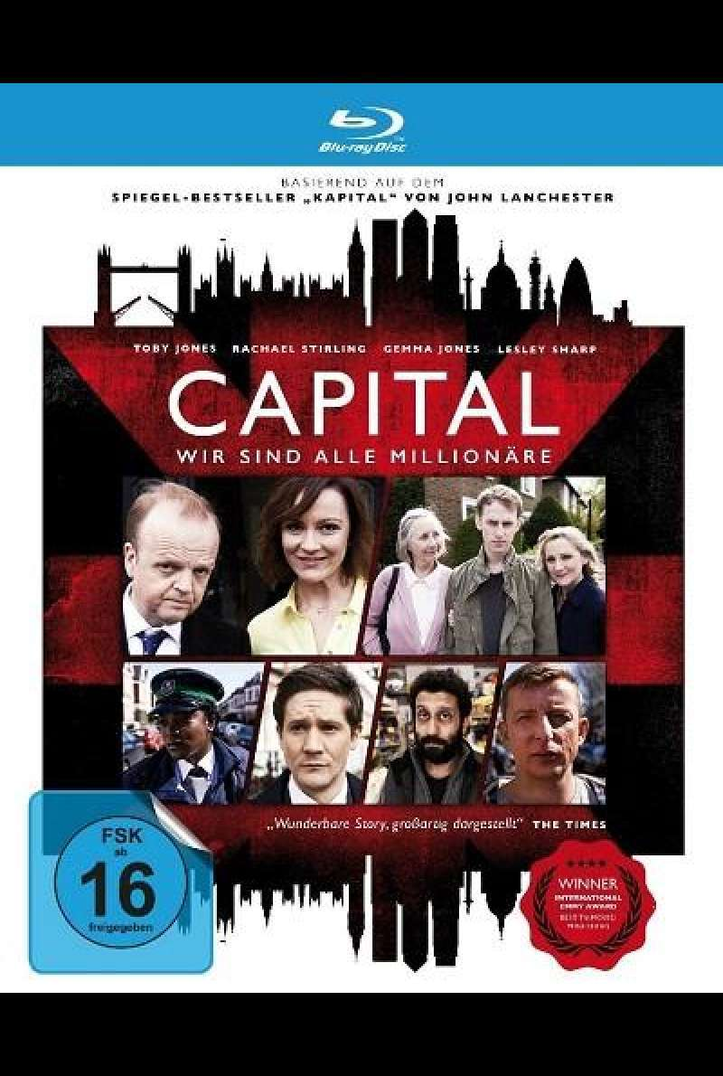 Capital - Wir sind alle Millionäre - Blu-ray-Cover