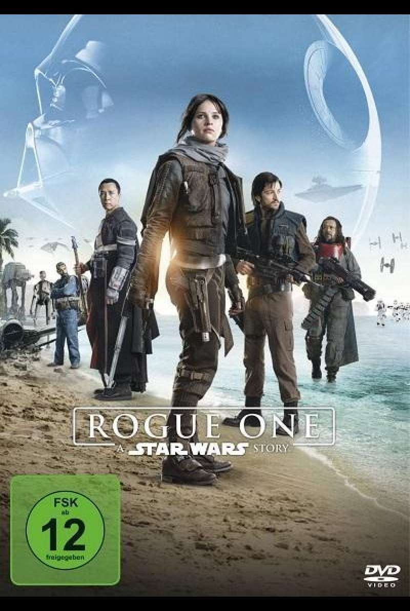 Rogue One - A Star Wars Story - DVD-Cover