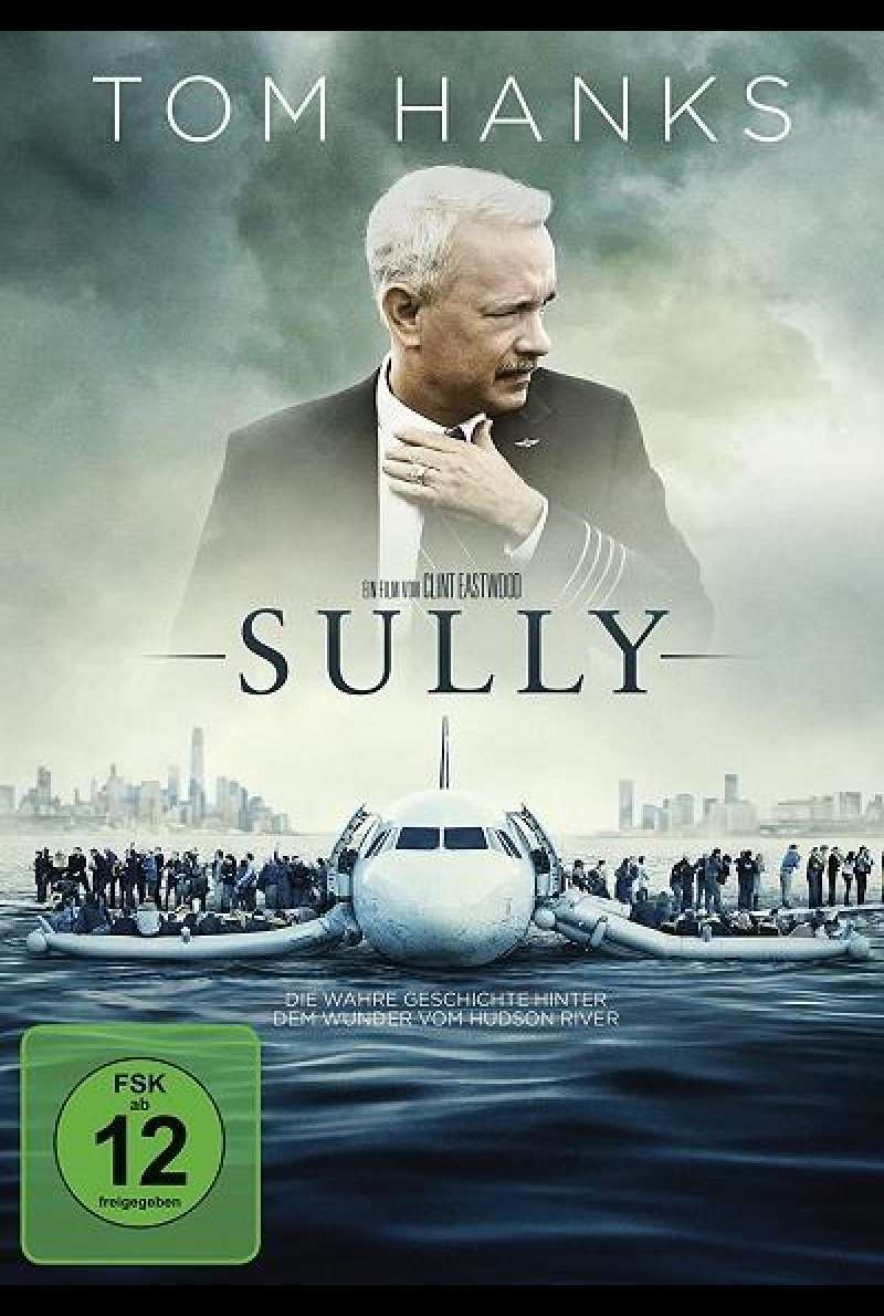 Sully - DVD-Cover