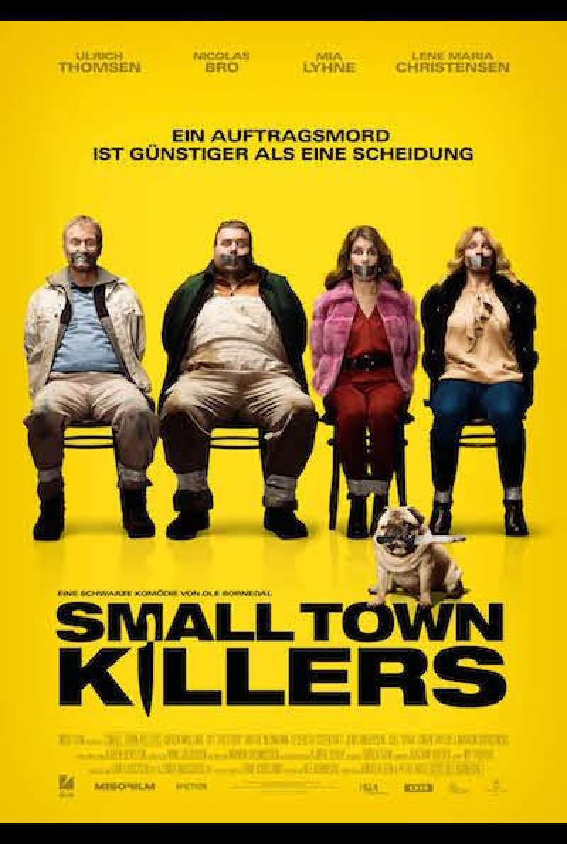 Small Town Killers von Ole Bornedal - Filmplakat
