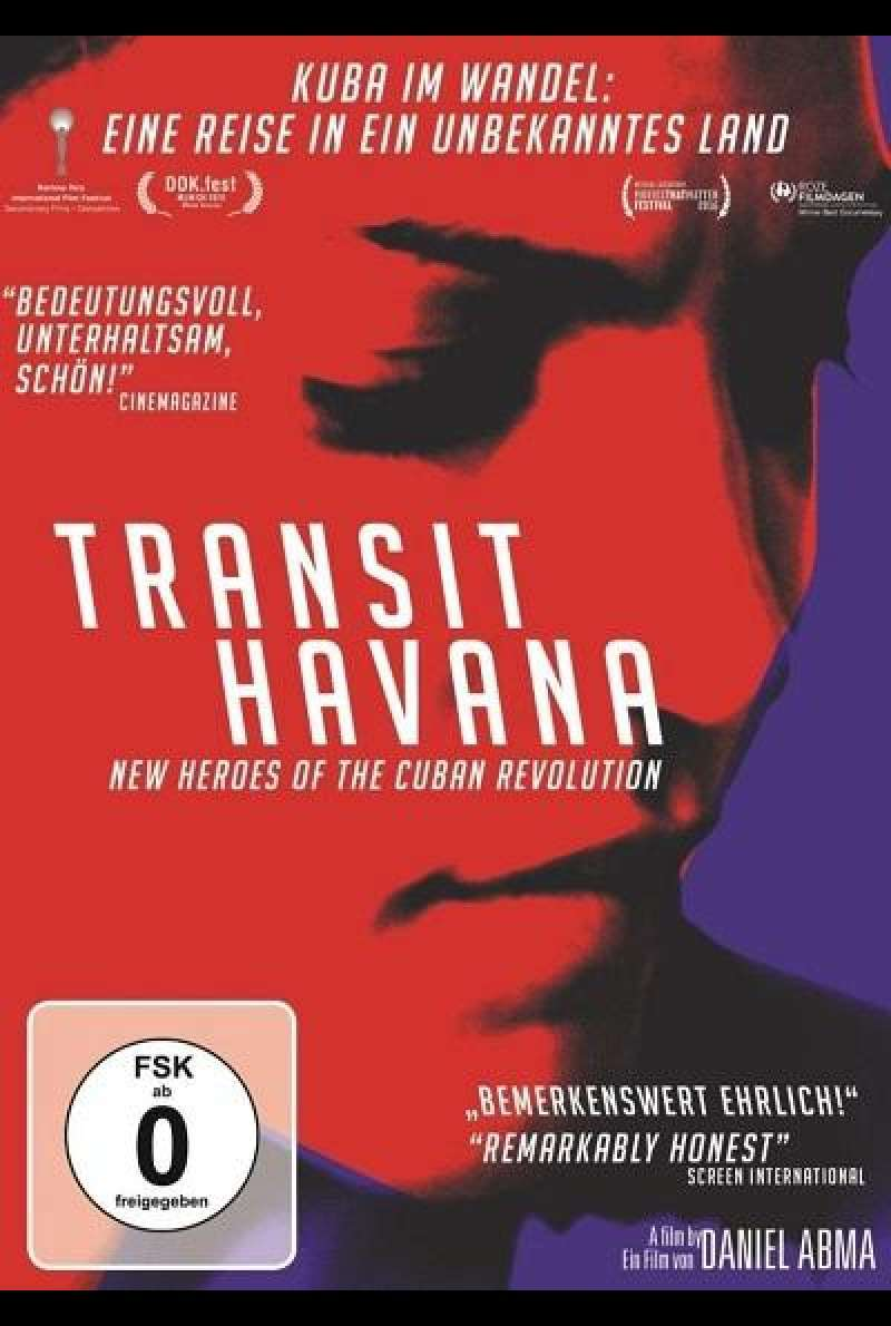 Transit Havanna - DVD-Cover