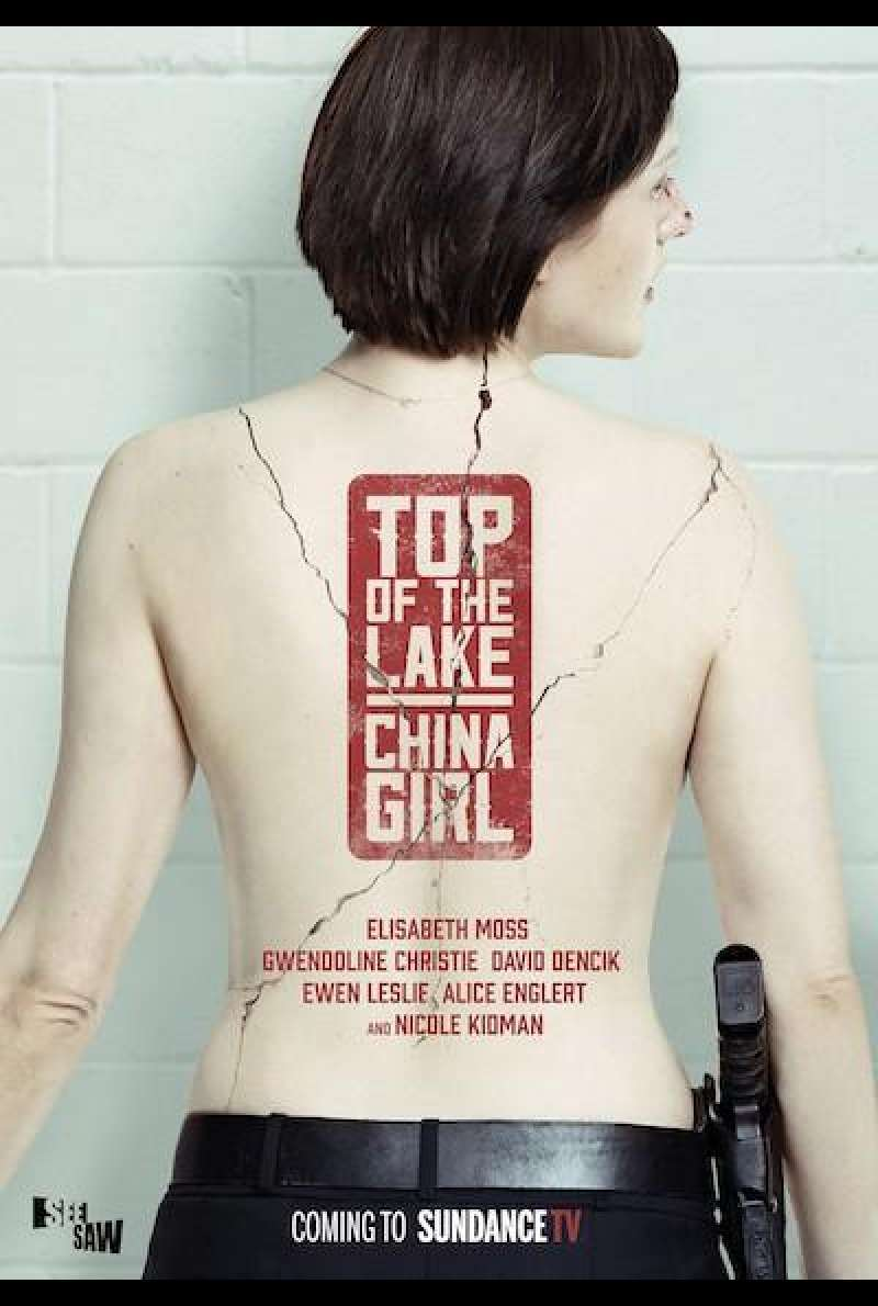 Top of The Lake: China Girl - Filmplakat