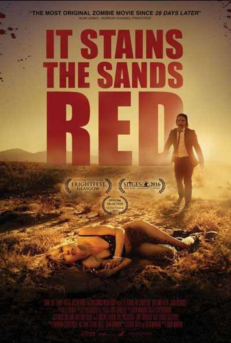 It Stains the Sands Red von 