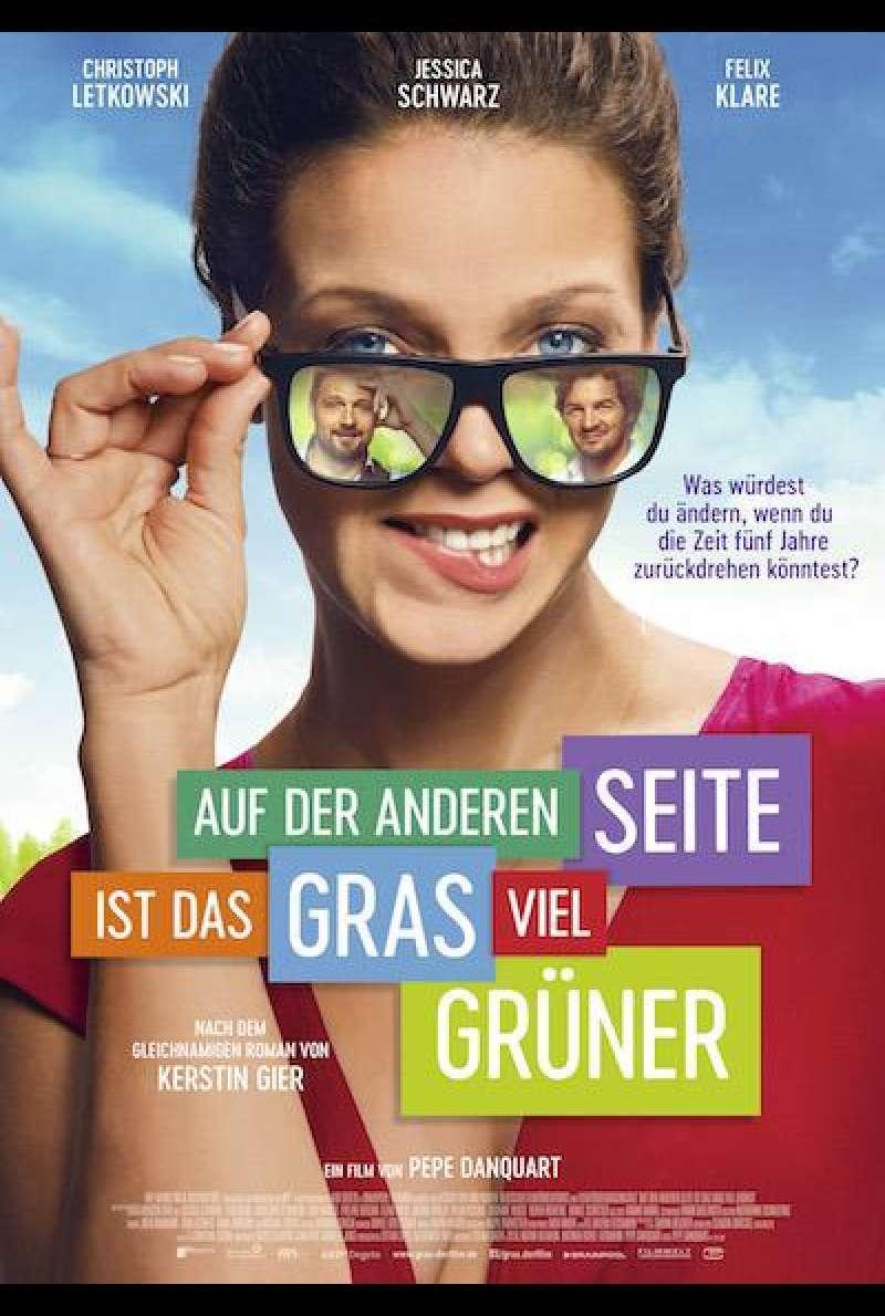 Auf Der Anderen Seite Ist Das Gras Viel Grüner Ganzer Film