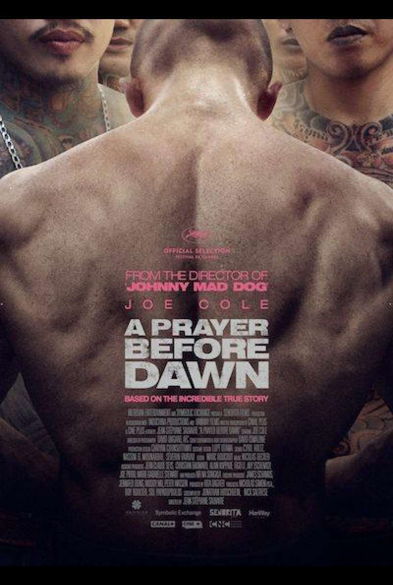 A Prayer Before Dawn - Filmplakat