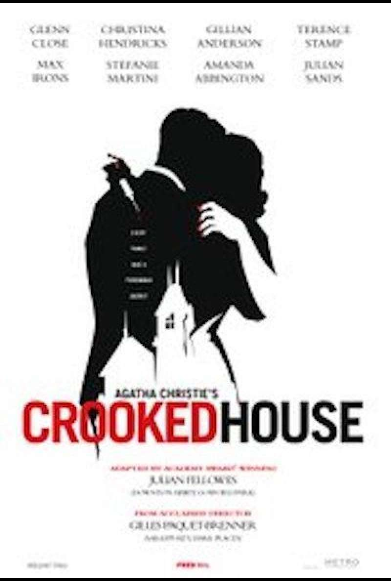 Crooked House - Filmplakat (US)