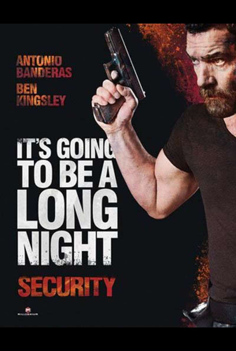 Security von Alain Desrochers - Filmplakat