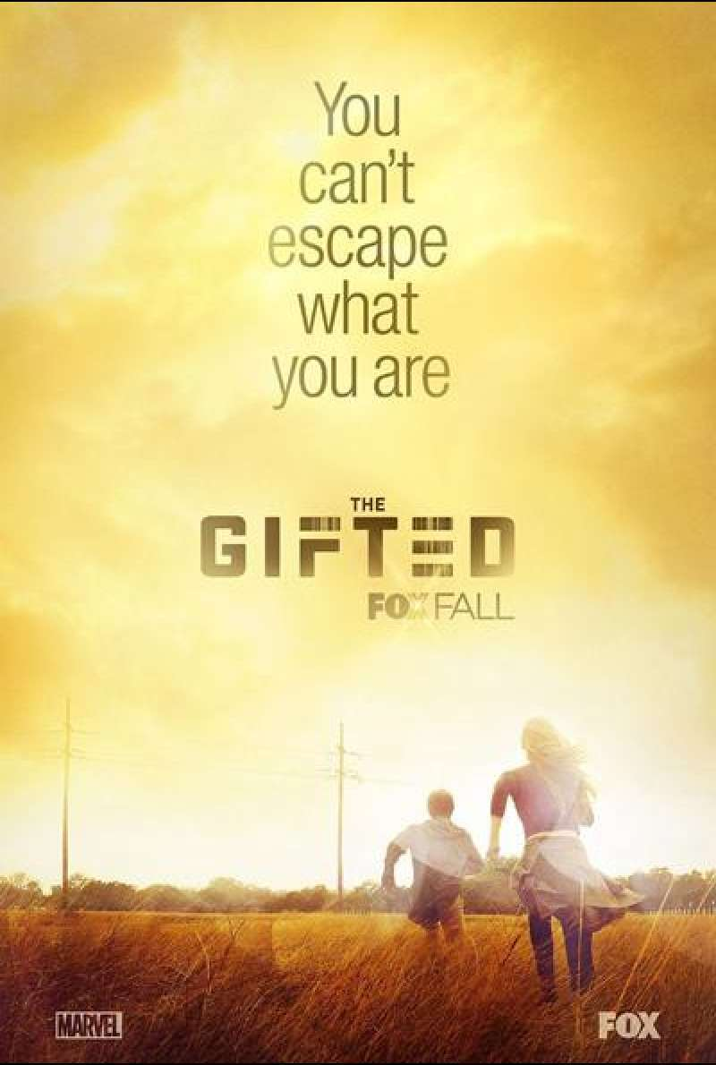The Gifted von Bryan Singer (TV-Serie)