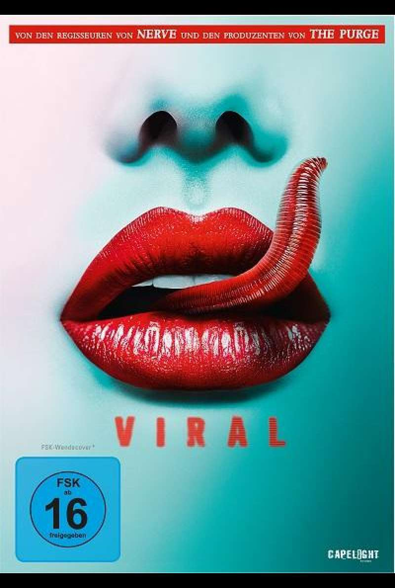 Viral - DVD-Cover