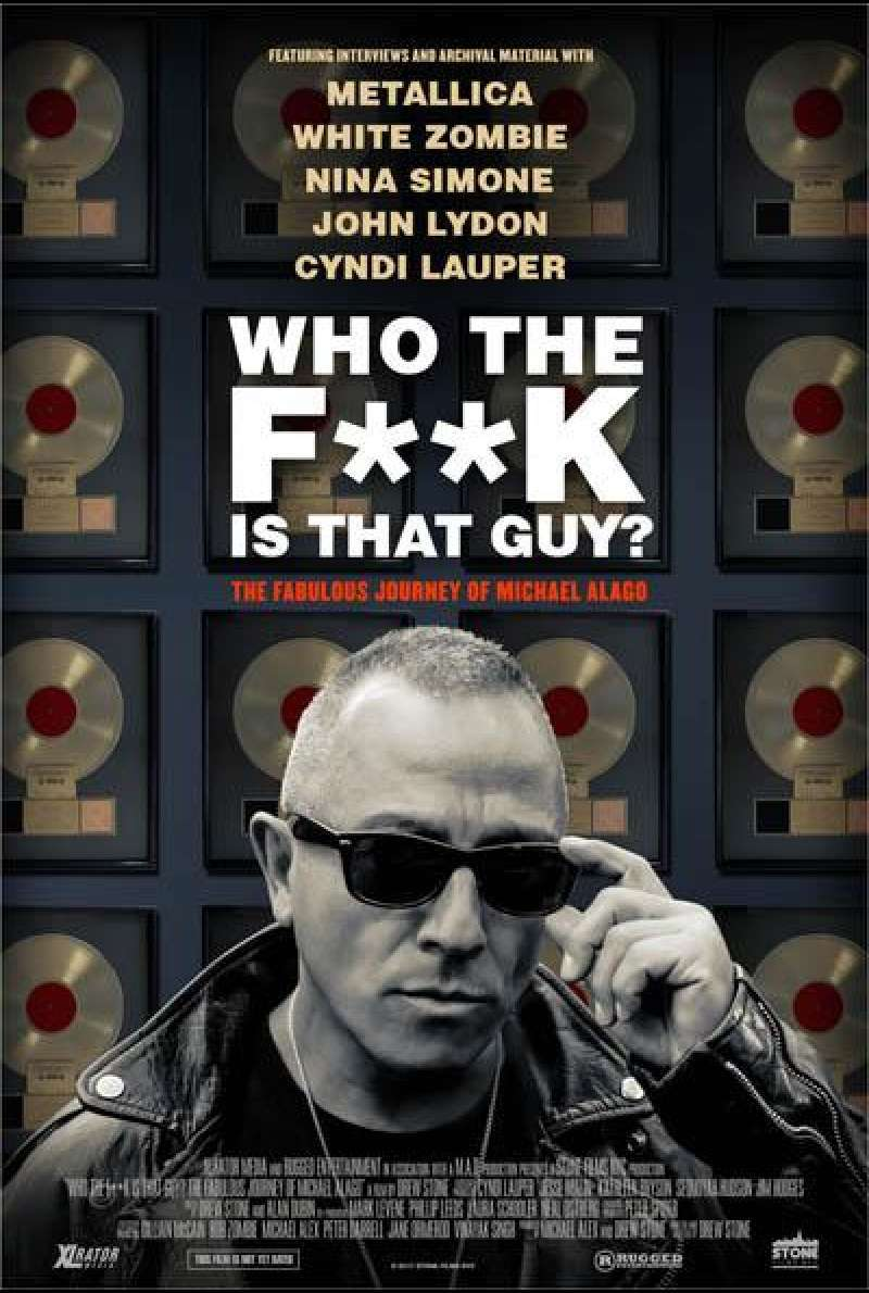 Who the F**K Is That Guy?  von Drew Stone - Filmplakat