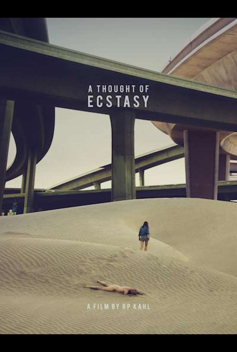 A Thought of Ecstasy - Filmplakat (INT)