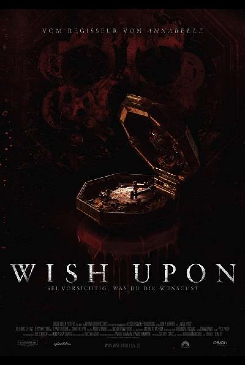Wish Upon - Filmplakat