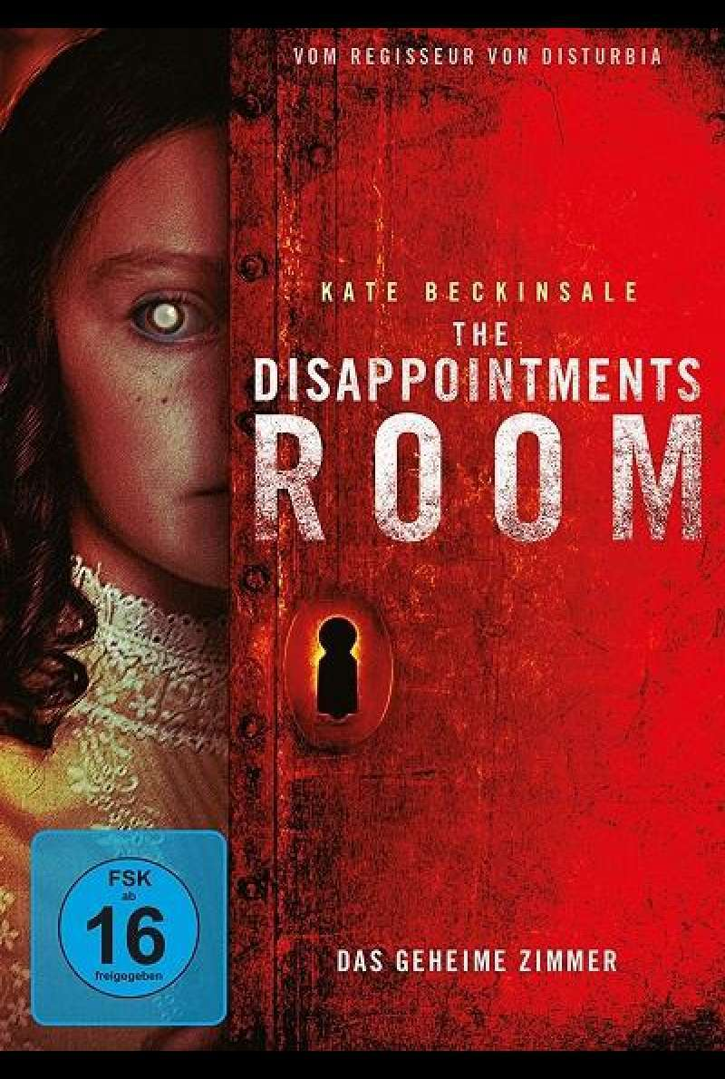 The Disappointments Room - DVD-Cover