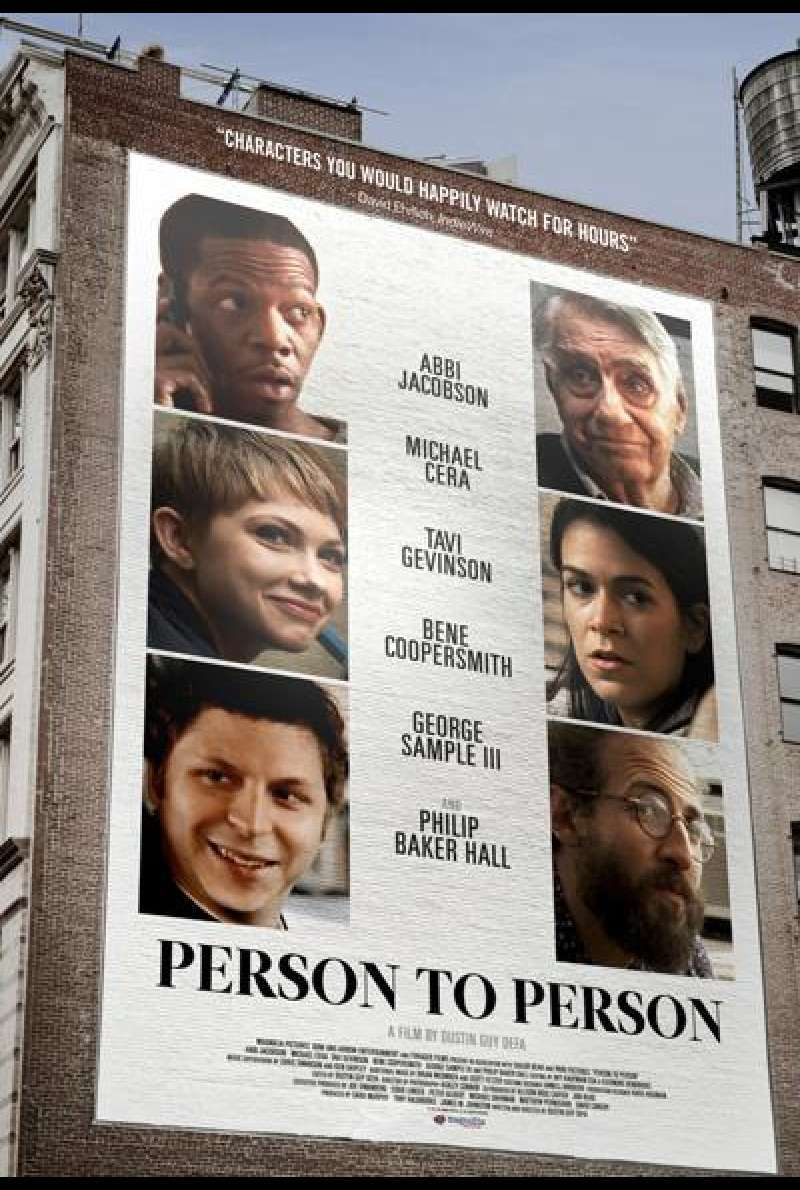 Person to Person von 