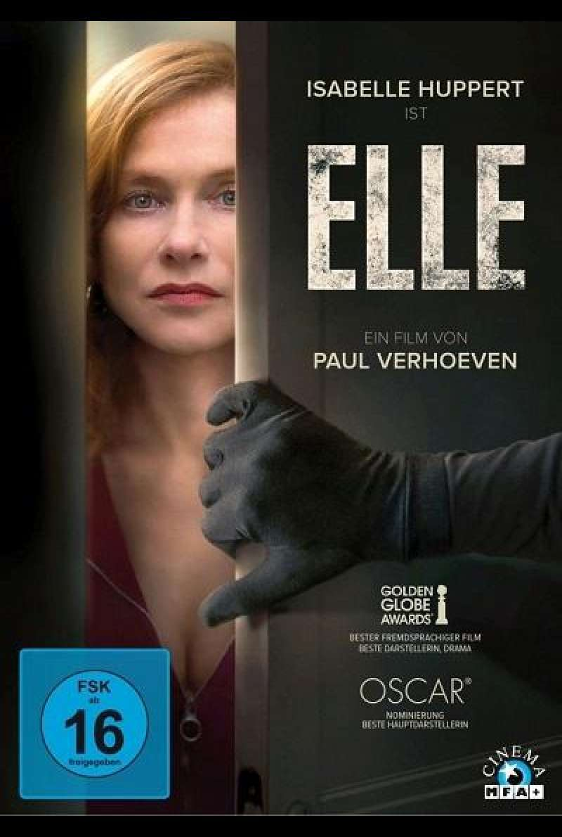 Elle - DVD-Cover
