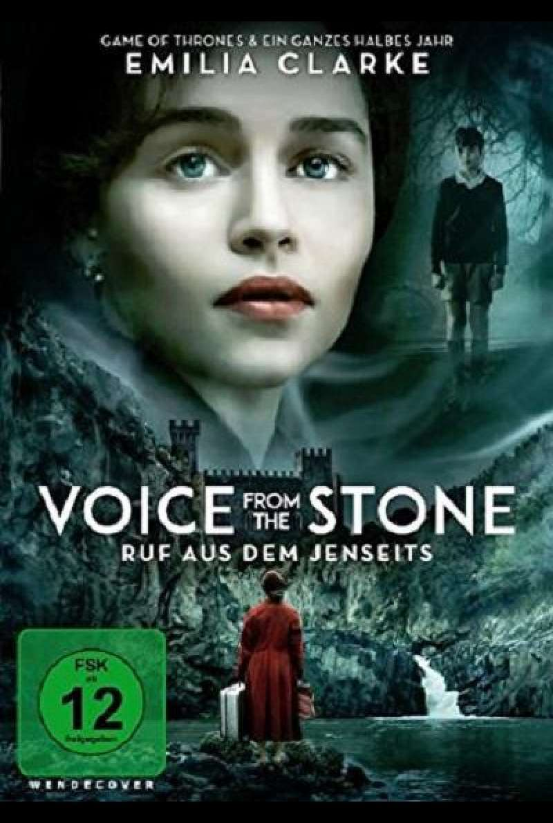 Voice from the Stone - Ruf aus dem Jenseits - DVD-Cover