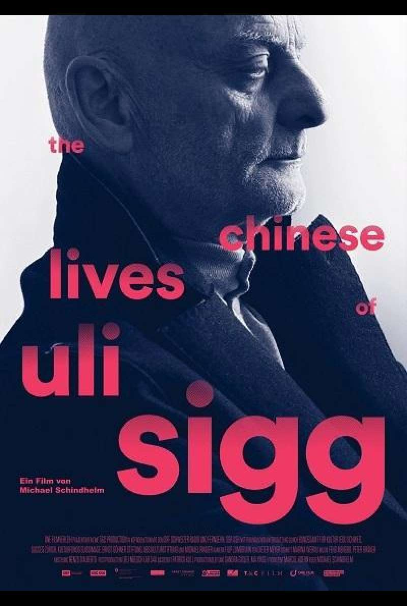 The Chinese Lives of Uli Sigg - Filmplakat