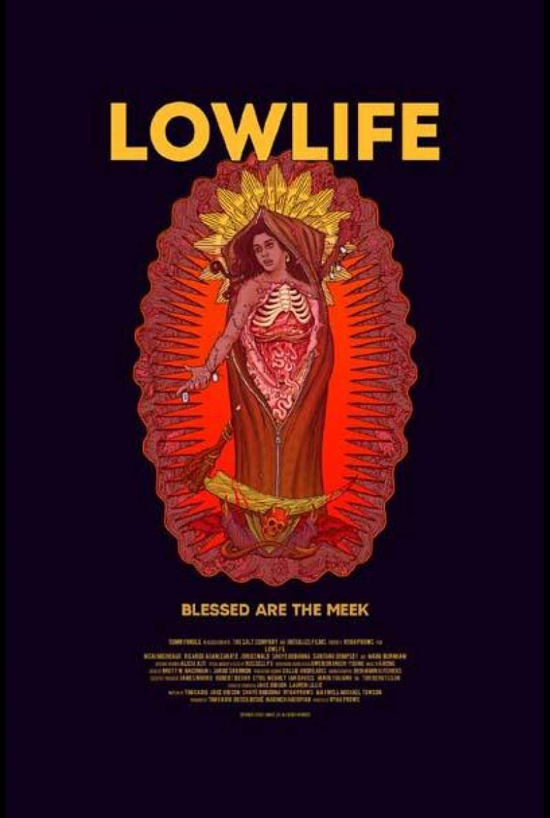 Lowlife von Ryan Prows - Filmplakat
