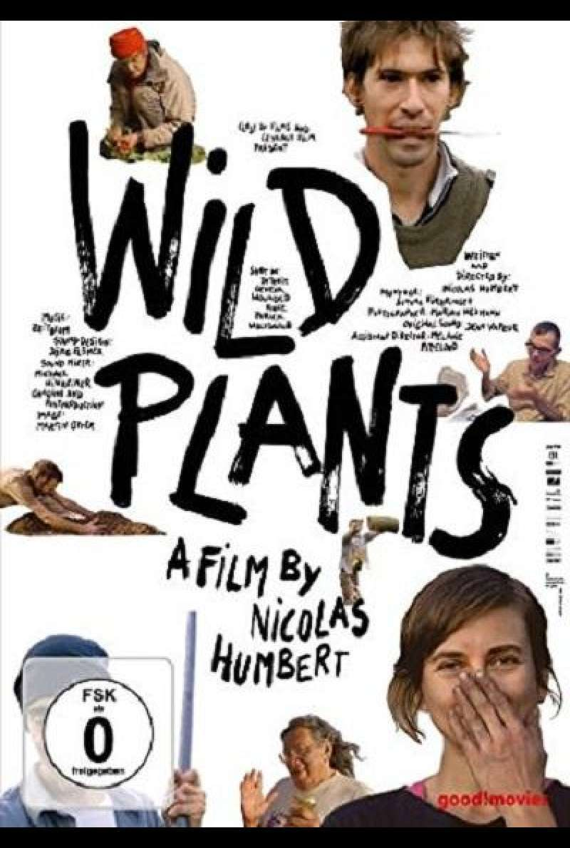 Wild Plants - DVD-Cover