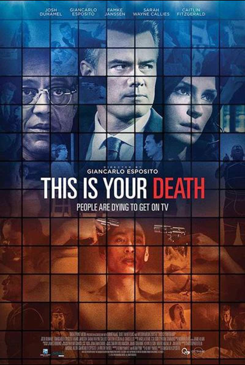 This is Your Death von Giancarlo Esposito - Filmplakat