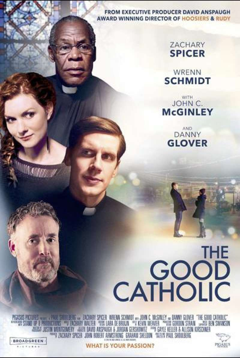 The Good Catholic von Paul Shoulberg - Filmplakat